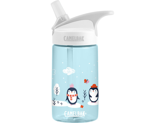 CamelBak Eddy Holiday LTD Trinkflasche 400ml Kinder sweet penguins
